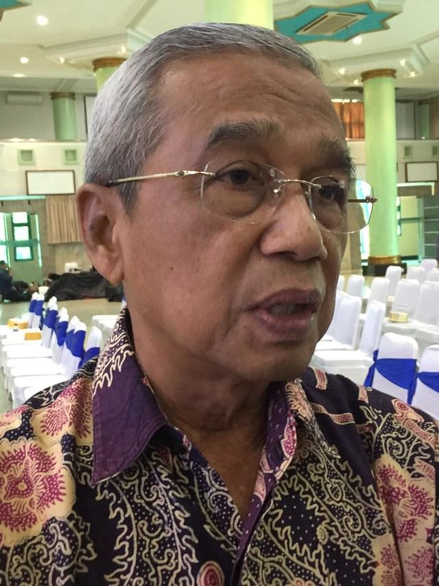 Busyro Nilai Mahfud Tak Bisa Desak Jokowi Terbitkan Perppu KPK (22174)