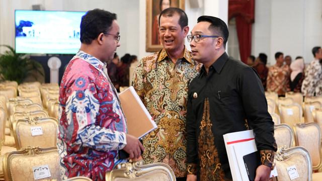 Anies: Pemerintah Pusat Dukung PSBB di Jakarta (232384)