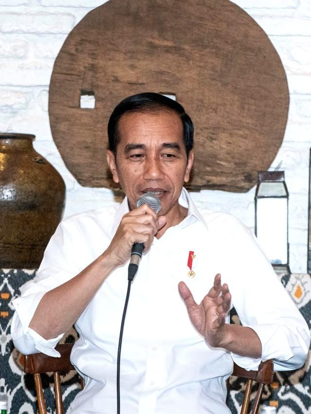 Jokowi soal Gempa Maluku Utara: Masyarakat Lebih Tenang Hadapi Bencana (8087)