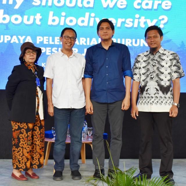 Ancol Segera Miliki Taman Burung Terbesar di Indonesia (1299149)