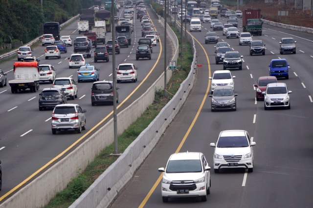 Polisi Usai Rombongan Pesepeda Masuk Tol Jagorawi: Jangan Ditiru, Berbahaya (455405)