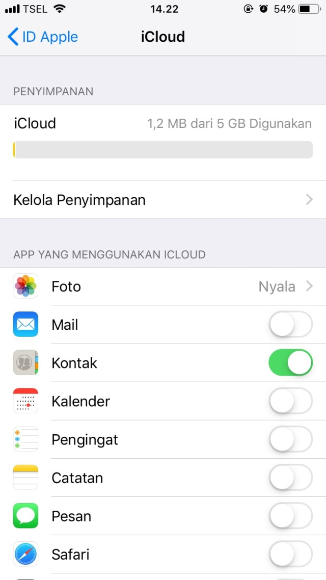 Cara Pindahkan Kontak dari iPhone ke Android (105572)