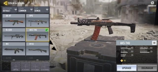 5 Senjata Paling Mematikan di Game 'Call of Duty Mobile' (68950)