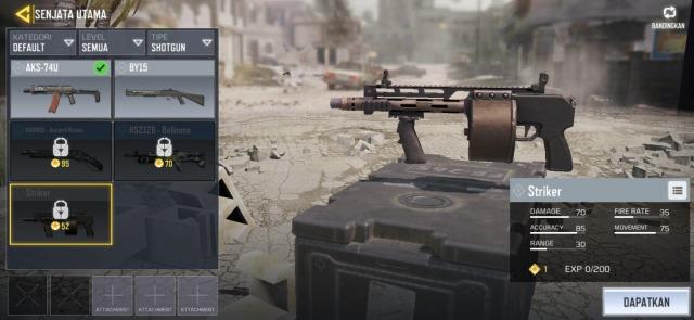 5 Senjata Paling Mematikan di Game 'Call of Duty Mobile' (68953)