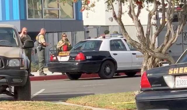 Penembakan di SMA Los Angeles