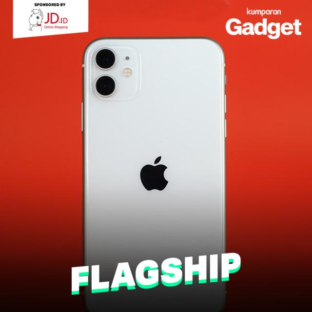 Review iPhone 11, Flagship 'Terjangkau' dari Apple (2028)