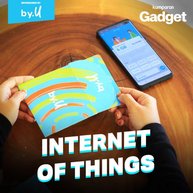 Nikmatnya Beli Kuota Internet 'Semuanya Semaunya' di By.U Telkomsel (116393)