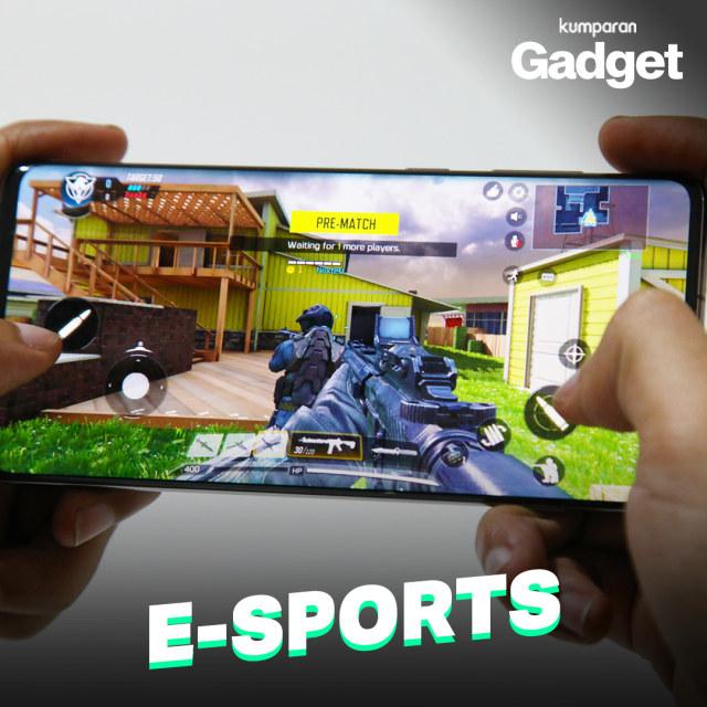 5 Senjata Paling Mematikan di Game 'Call of Duty Mobile' (68947)