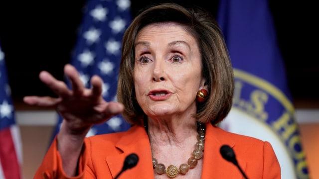 Nancy Pelosi Minta Pindahkan 11 Patung Tokoh Pendukung Perbudakan di Capitol (1217890)