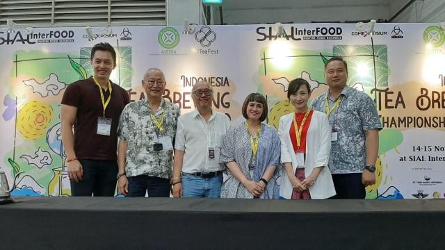 Kali Kedua Indonesia Tea Brewing Championship Banyak Diikuti Milenial (75460)