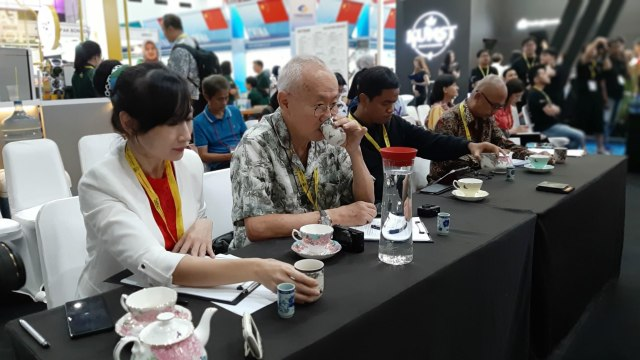 Kali Kedua Indonesia Tea Brewing Championship Banyak Diikuti Milenial (75459)