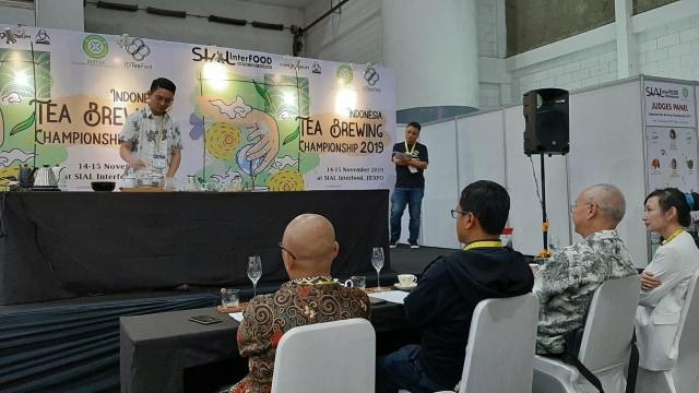 Kali Kedua Indonesia Tea Brewing Championship Banyak Diikuti Milenial (75458)