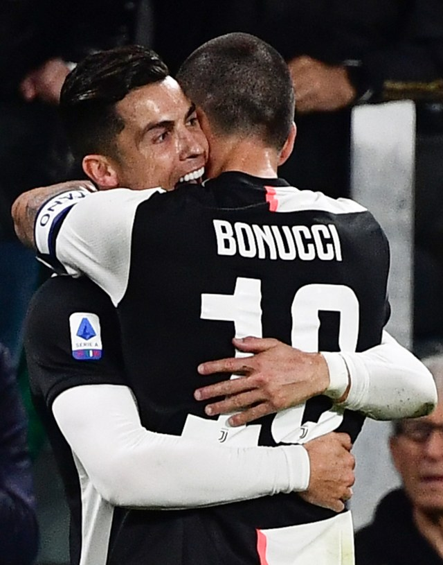 Bonucci, Ronaldo (P)