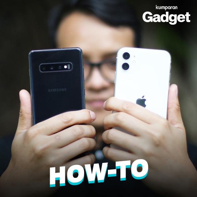 Cara Pindahkan Kontak dari iPhone ke Android (105570)