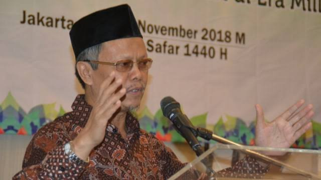 Waketum MUI,Yunahar Ilyas Dikabarkan Masuk ICU (129639)