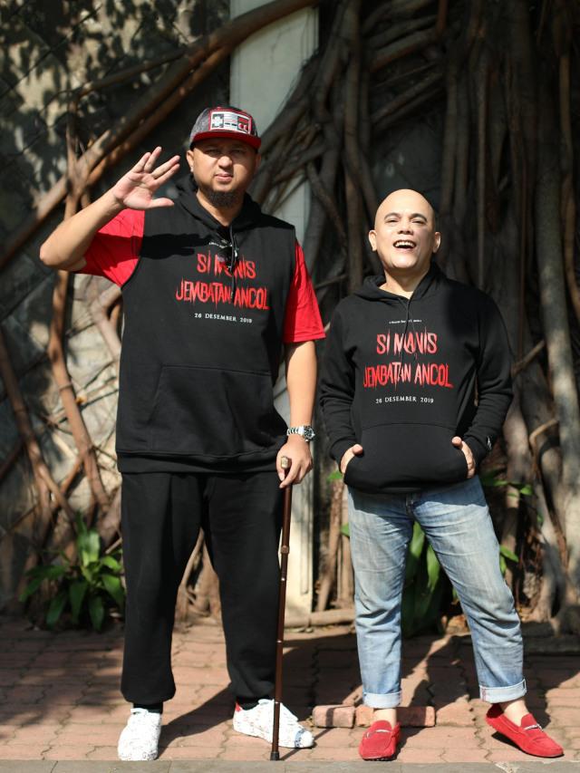Ozy Syahputra Diisolasi Saat Syuting 'Si Manis Jembatan Ancol' (322333)