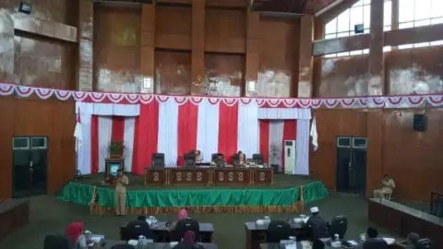 DPRD Ternate Pertanyakan Sisa Anggaran Tahun 2019 (23290)