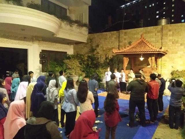 Ketika Selawat Berkumandang di Wihara Dharma Mitra Arama, Malang