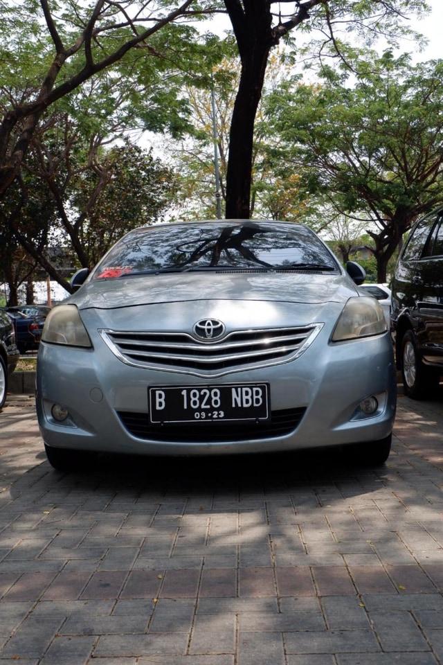 Trik Jitu Bedakan Toyota Vios dan Limo Bekas Taksi (44036)