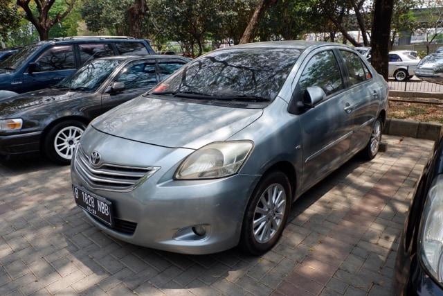 Trik Jitu Bedakan Toyota Vios dan Limo Bekas Taksi (44034)
