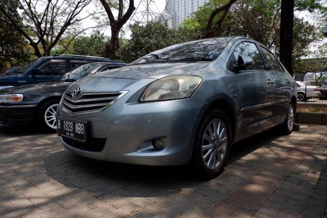 Trik Jitu Bedakan Toyota Vios dan Limo Bekas Taksi (44037)