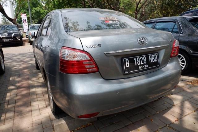 Trik Jitu Bedakan Toyota Vios dan Limo Bekas Taksi (44035)