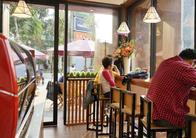 Kedai Kopi SSS dekat MRT Benhil