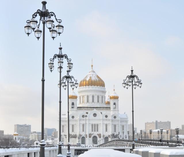 9 Tempat Paling Instagramable di Moskow, Rusia (68934)