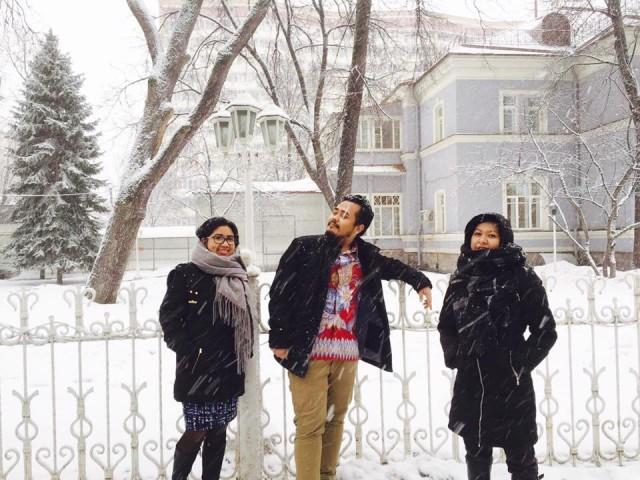 9 Tempat Paling Instagramable di Moskow, Rusia (68941)