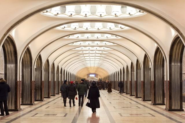 9 Tempat Paling Instagramable di Moskow, Rusia (68935)