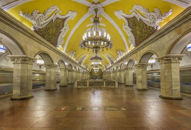 9 Tempat Paling Instagramable di Moskow, Rusia (68936)