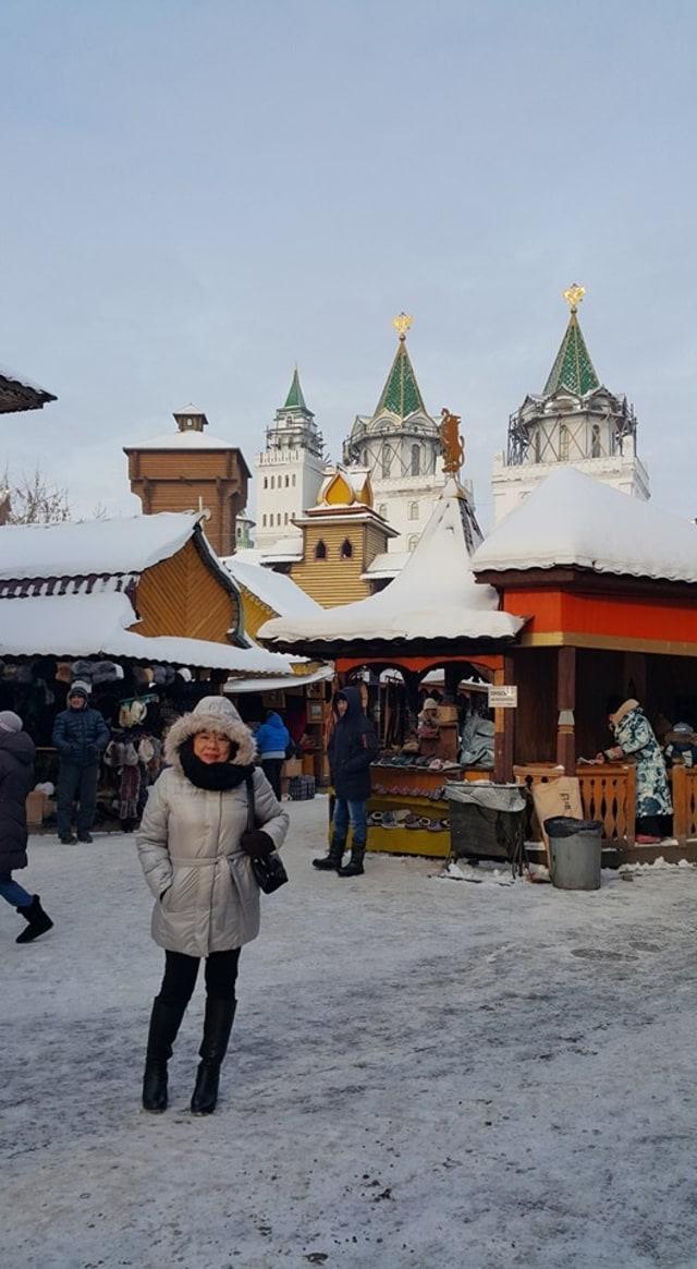 9 Tempat Paling Instagramable di Moskow, Rusia (68940)