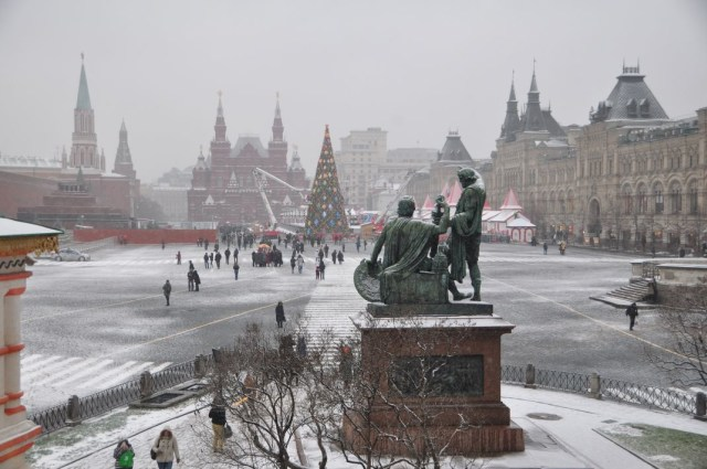 9 Tempat Paling Instagramable di Moskow, Rusia (68928)