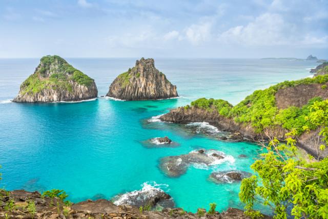 Pulau Terindah di Brasil ini Dibuka Lagi Hanya untuk Warga Positif Virus Corona (2)