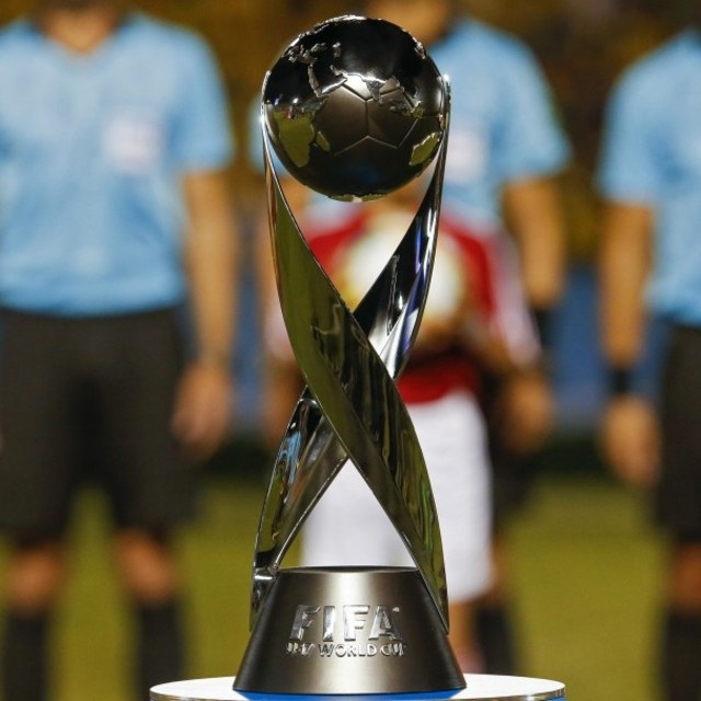 Trofi Piala Dunia U-17 potrait