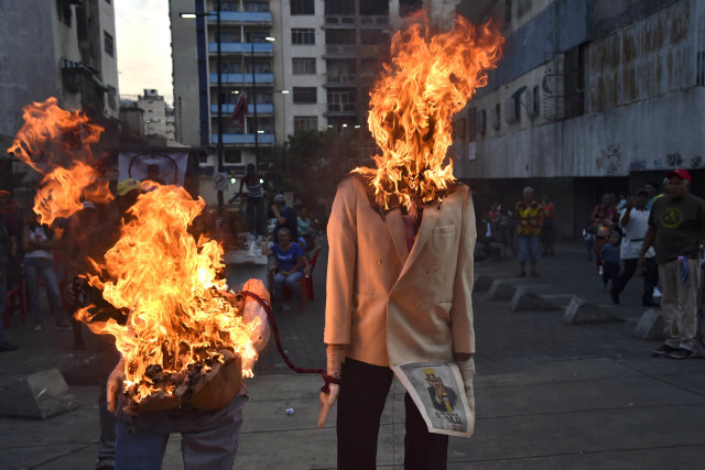 Polisi Kantongi Identitas Pelaku yang Bakar Pria Hidup-hidup di Cengkareng (260797)