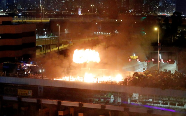 TKW Penulis Aksi Demonstrasi Dideportasi dari Hong Kong (252112)
