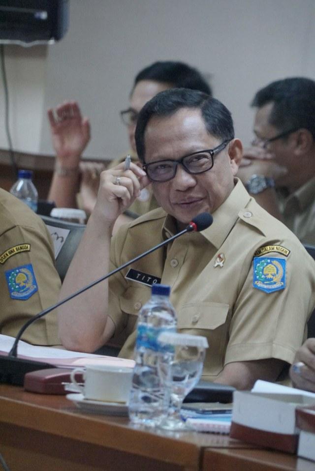 Tito: Kalau Ada yang Bilang Jadi Kepala Daerah Tak Bayar, Saya Temui (477231)