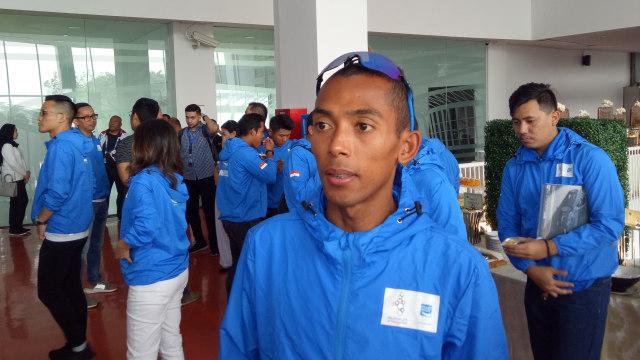 Agus Prayogo, atlet atletik Indonesia