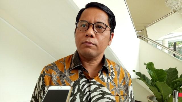 Dirjen Pendidikan Islam Kemenag, Kamaruddin Amin