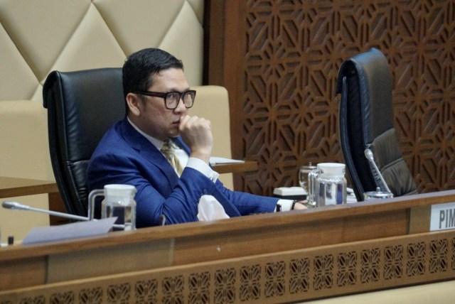 Ahmad Doli Kurnia, rapat perdana Komisi II DPR RI