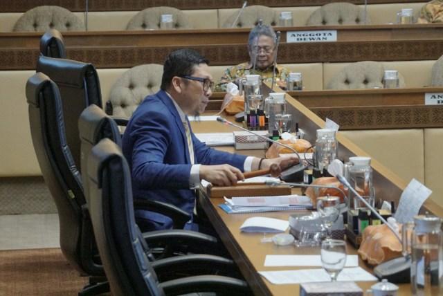 Komisi II: Peleburan dan Pembentukan Kementerian Baru Tak Perlu Dibahas DPR (154740)