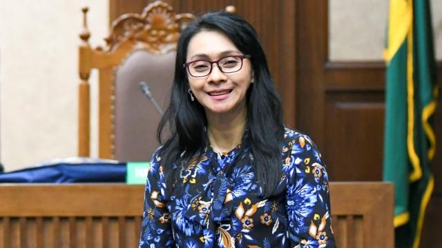 Sri Wahyumi Maria Manalip, Sidang Tipikor