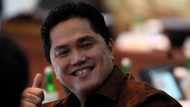 Gebrakan Baru Erick Thohir: Batalkan Super Holding, Pangkas Anak BUMN (25070)