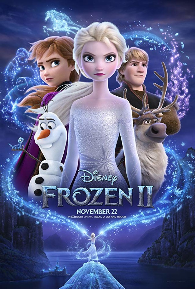 Review Film Anak: Frozen 2  (7176)
