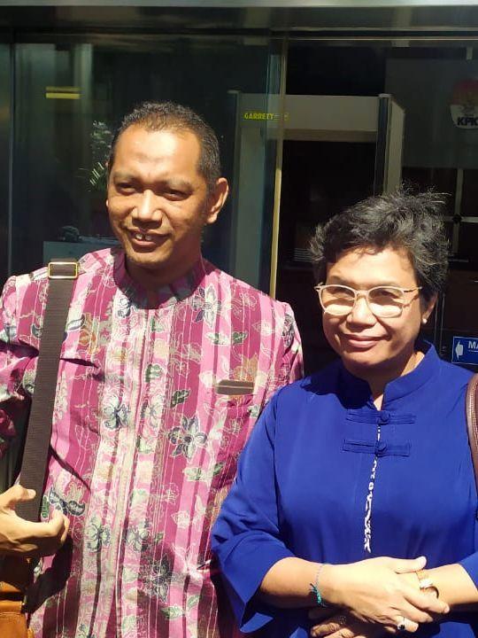 Wakil Ketua KPK Lili Pintauli Kini Berhijab: Bagian dari Hijrah (1178569)