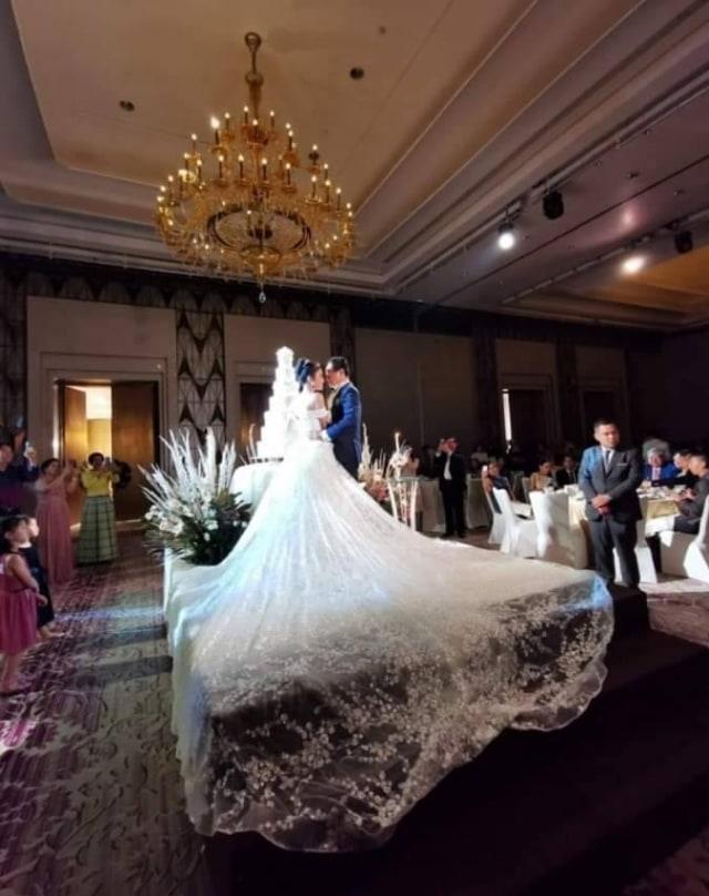 Pertama Kali Menikah, Pria 70 Tahun Ini Persunting Gadis 20 Tahun (128272)