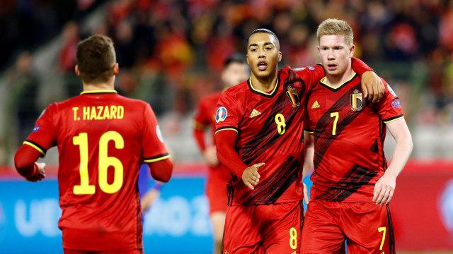 Belgia vs Siprus
