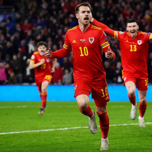 5 Bintang Wales di Euro 2020, Ada Winger Manchester United (1708)