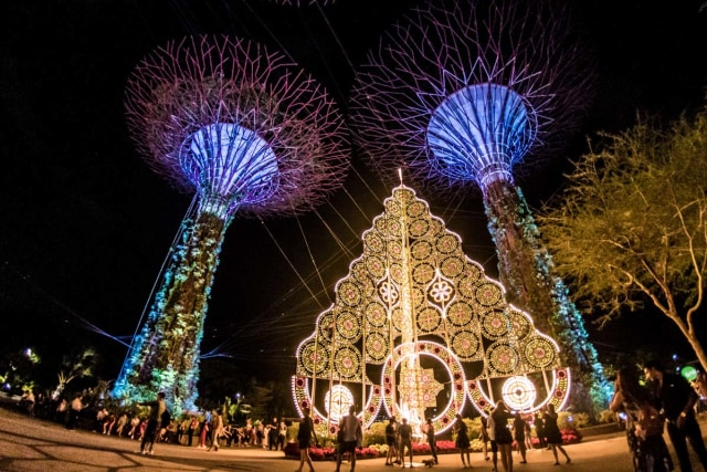 Rayakan Momen Seru Natal dan Akhir Tahun Hanya di Singapura (67412)